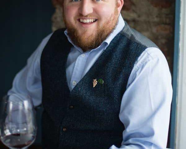 Owner David Lapsley, Etive Restaurant Oban