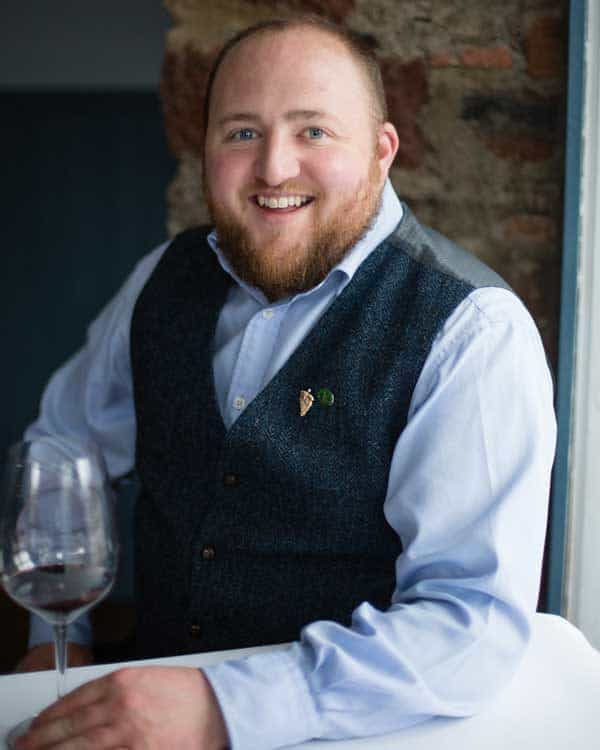 Owner David Lapsley, Etive Restaurant Oban